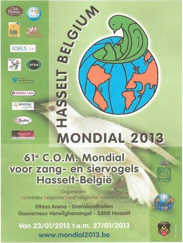 Mondial 2013