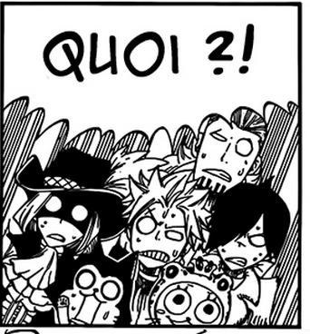 Hors Sujet: Fairy Tail