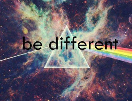▲Be Different▲