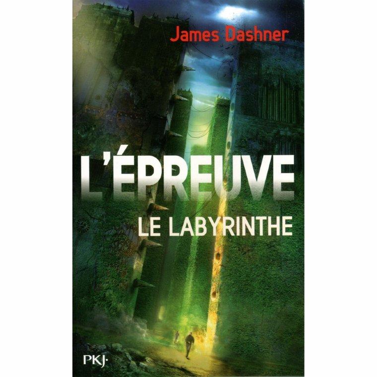 Le Labyrinthe, James Dashner