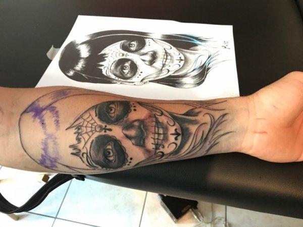 Mon dernier tattoo?