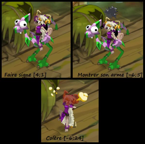 L'avancé de la Team 1, l'élevage de drago.