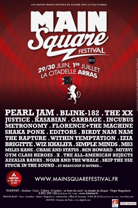 Virgin Radio, partenaire des plus gros festivals de l'été.