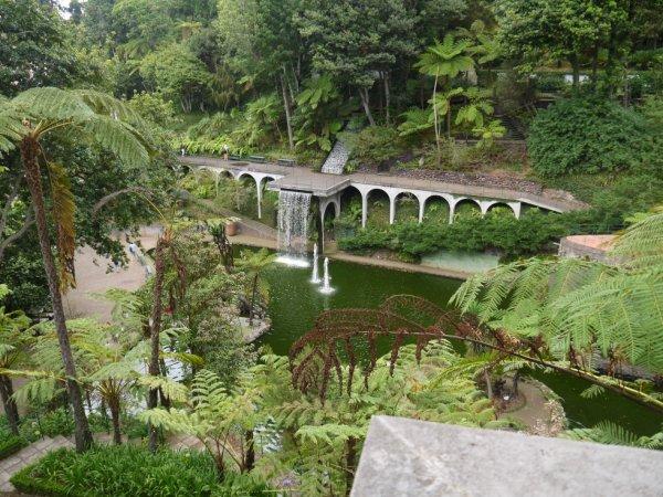 Madère jardin tropical ^^