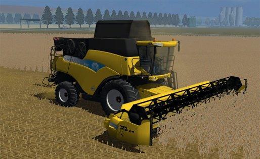 CR 9090 farming