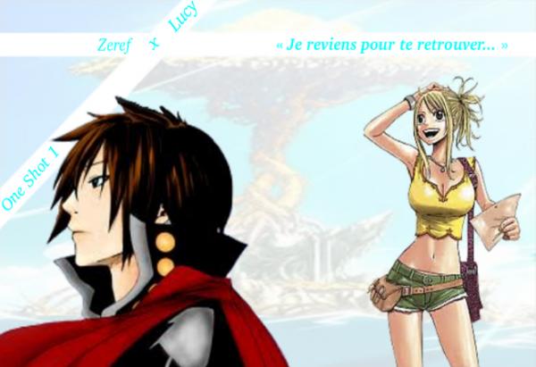"Articles de Fairy-LuLu-chan taggés ""Zeref x Lucy ..."