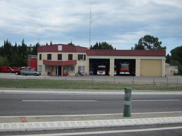 SDIS 66 : Caserne Le Boulou