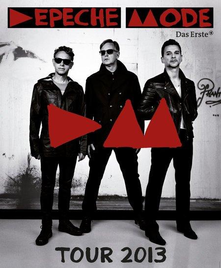 Depeche Mode en France
