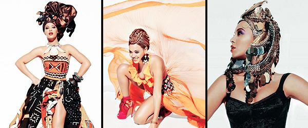 Beyoncé pose pour le magazine L'Officiel : Le magazine de mode « L'Officiel » célèbrera ses 90 ans cet automne. Les festivités de cet anniversaire commencent avec une interview exclusive et une série mode de la SUPERSTAR , Beyoncé Knowles pour le numéro du mois de Mars.