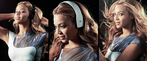 26/04/2011 - Voici un nouveau photoshoot de Beyonce pour VIZIO !!! MAGNIFIQUE BEE