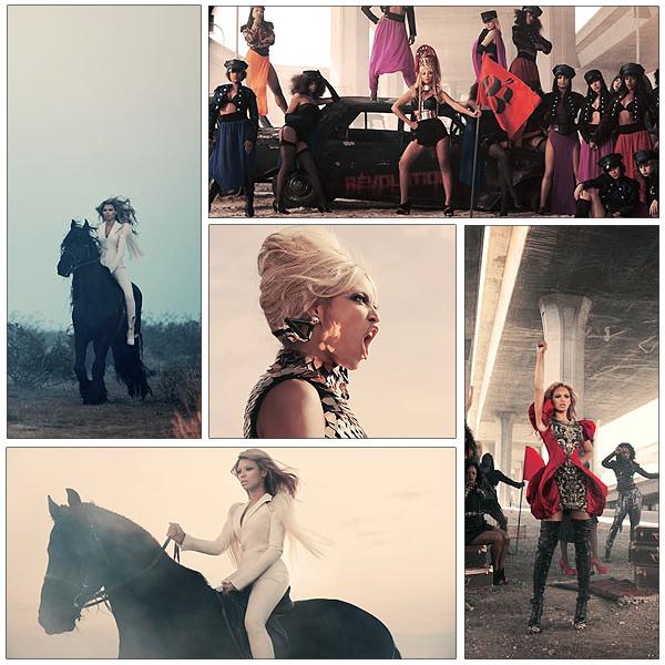 Le clip arrive enfin vendredi 13 Mai !!!!  la sortie de la vidéo a été reportée. Nous n'avons pas encore la date. Beyoncé serait en train de la peaufiner selon Vevo ....