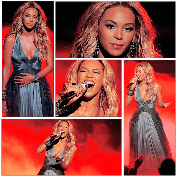 26/05/2011 - Beyonce en live sur 1 + 1 son nouveau titre quelle nous présente avec succés !!! grosse surprise .... Et en fin d' émission bee nous retourne le cerveau avec son énorme titre Crazy In Love !!!!
