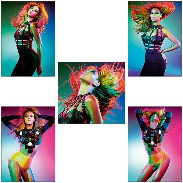 19/07/2011 - Beyonce pose pour le magazine COMPLEX !!!! SUBLIME ....