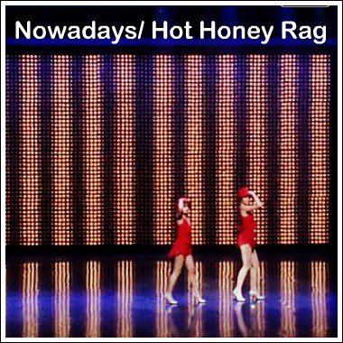 gLee / Nowadays Hot / Honey Rag (2011)
