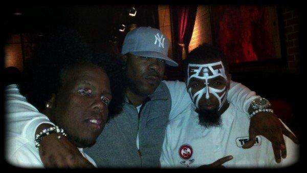 Tech N9ne & Krizz Kaliko rencontre Busta Rhymes, Royce Da 59 & Joe Budden !