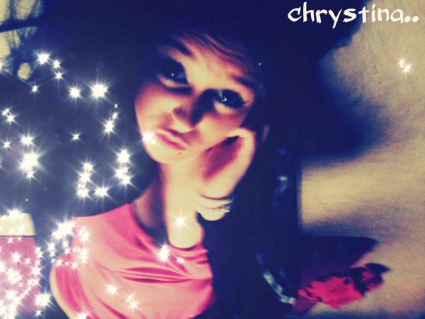 - chrystina <3.
