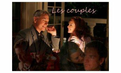 Les couples.