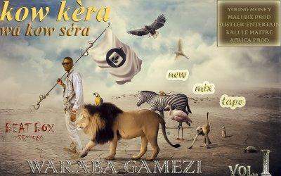 Kow Kera Volume 2 / BACODJI REVELATION Feat GkJ . GMG (2013)