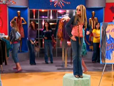 Saison 1 Episode 7 : It's A Mannequin's World / Joyeux anniversaire Miley