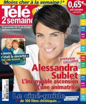 Line RENAUD - Télé 2 semaines