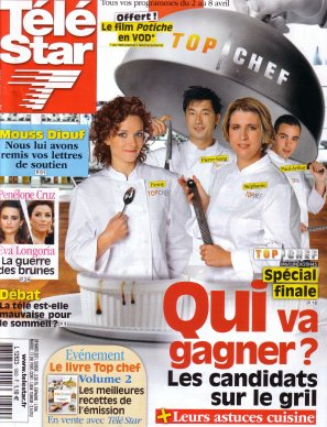 Line RENAUD - TELE STAR