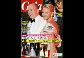 Line Renaud - Magazine Gala du 13 avril 2011