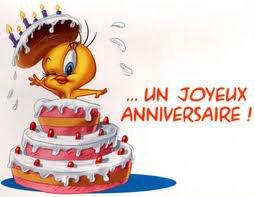 Line Renaud - Le blog a 6 ans