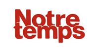 """Line Renaud - Magazine """"Notre Temps"""" de Juin 2011"""