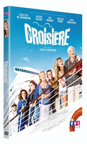 """Line Renaud - """"La Croisière"""" en DVD le 26 juillet 2011"""