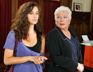 "Line Renaud - ""En cas de Malheur"" La Une (Belgique) 30-08-2011"