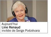 """Line Renaud - """"On repeint la Musique"""" France Bleu 26-11 à 14h"""