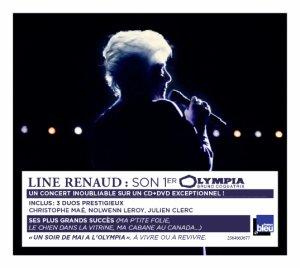 """Line Renaud - """"Un soir de Mai à l'Olympia"""" jour J"""