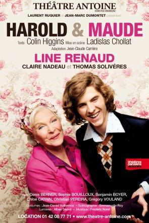 Line Renaud - Ouverture billetterie du Théâtre Antoine (MAJ: 12-12-2011)