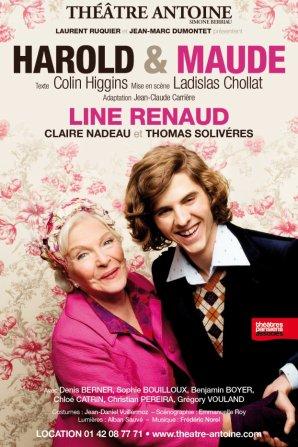 "Line Renaud - ""Harold et Maude"": France Bleu en parle!"