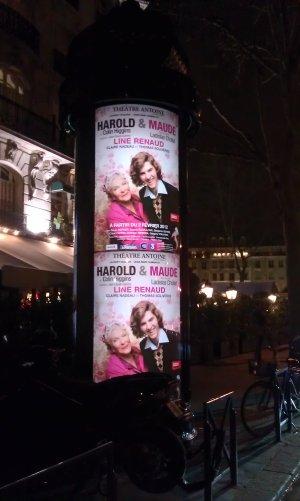 Line Renaud - Harold et Maude: J-1 (MAJ)