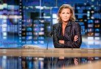 Line Renaud - Invitée du JT de Claire Chazal ce 4 mars 2012
