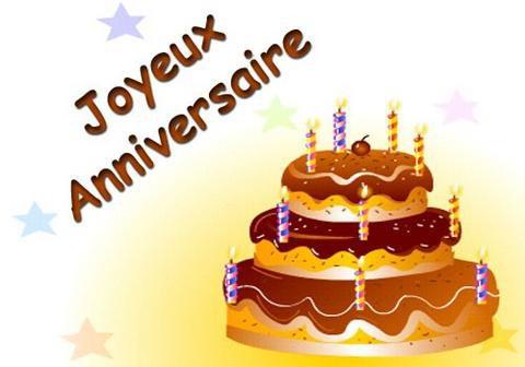 Line Renaud - Joyeux Anniversaire Line!