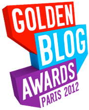 Line Renaud - Le blog participe aux Golden Blog Awards 2012