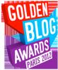 Line Renaud - Golden Blog Awards 2012: le blog termine 57ème sur les 362 blogs de la catégorie Culture Généraliste