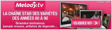 """Line Renaud - diffusion sur Télé Mélody de """"Entrons dans l'année du 01/01/1979"""" (29-12-12 au 04-01-13)"""