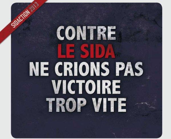 Line Renaud - Lancement Sidaction 2013: Faites vos dons!