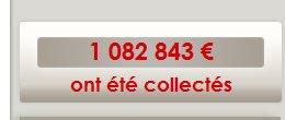 Line Renaud - 1 082 843 ¤ collectés... Merci!