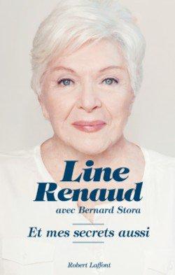 """Line Renaud - Jour J: sortie de son autobiographie """"Et mes secrets aussi"""""""