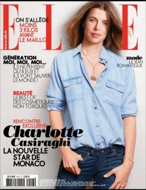 "Line Renaud - itw ""Elle"" du 24-05-13"