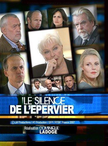"""Line Renaud - Rediffusion de la série """"Le Silence de l'Epervier"""" à partir de ce soir (3 premiers épisodes)"""