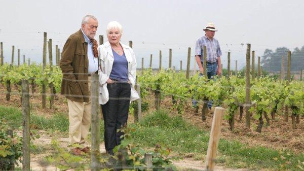 """Line Renaud - Ce soir dénouement de la série """"Le Silence de l'Epervier"""" sur France 3"""