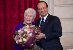 Line Renaud - Photos de la cérémonie