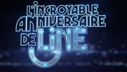 Line RENAUD - Diffusion du show