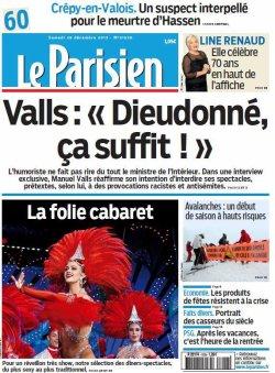 Line Renaud - Laissez vous tenter et le Parisien