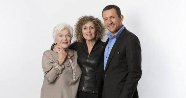 Line Renaud - Signé Mireille Dumas (MAJ 01/02/14)